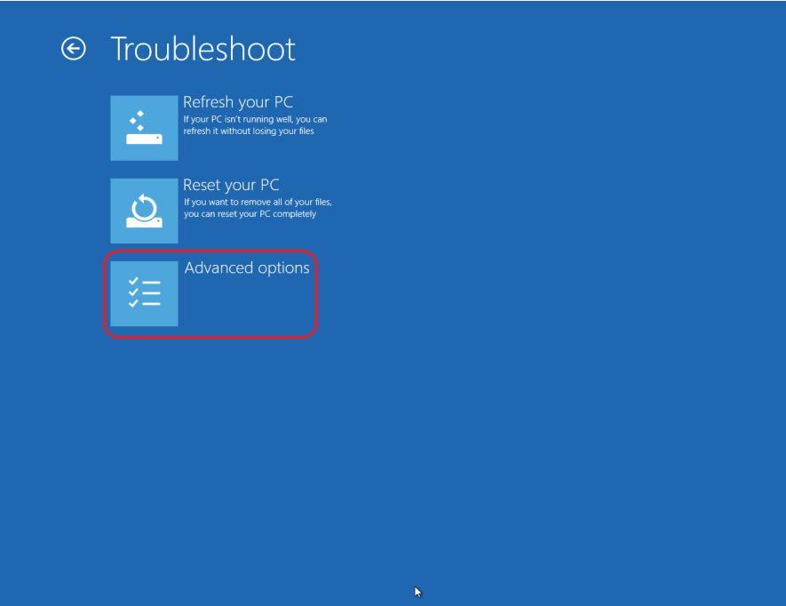 flashing screen after Windows 10 upgrade fix
