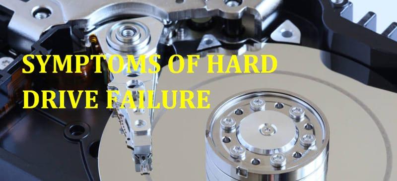 hard drive failure
