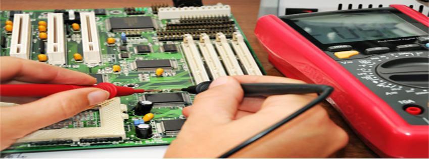 multi meter used for PC repair