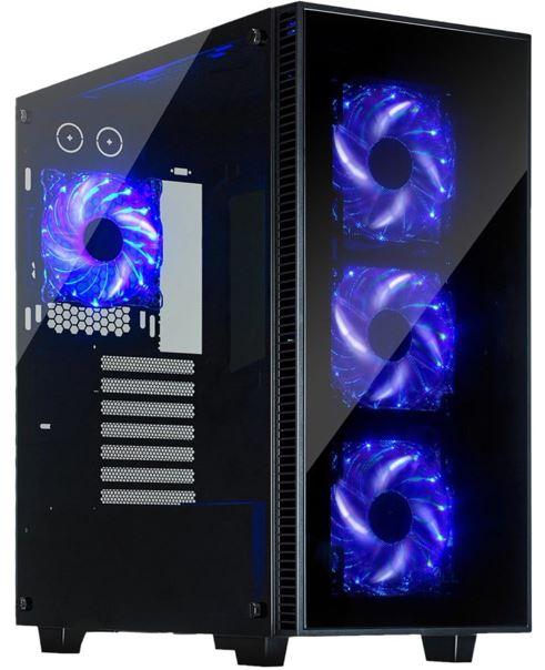 gaming pc build case