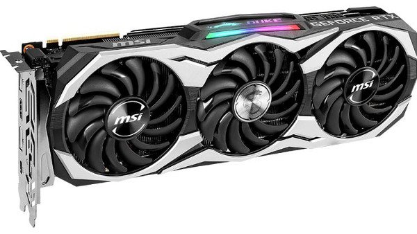 gaming pc build graphics card
