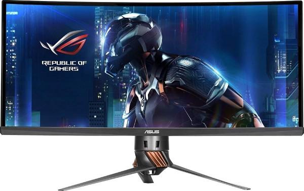 gaming pc build monitor