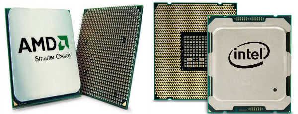 gaming pc build processors