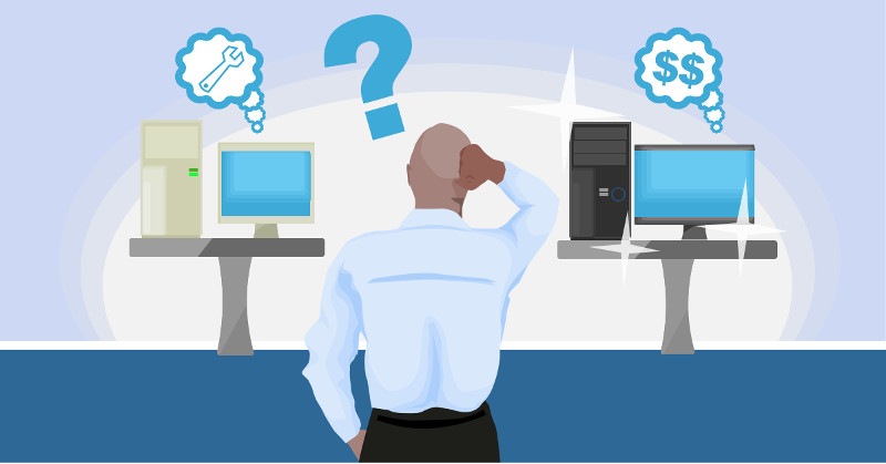 computer repairs myths creates confusion