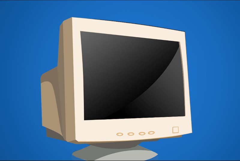 repurpose an old monitor