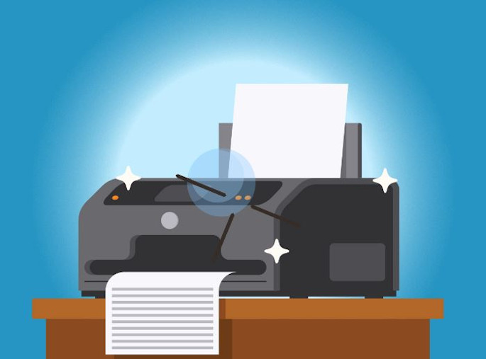 repurpose an old pc to share printer on network